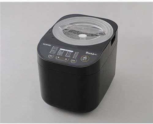 アイリスオーヤマ米屋の旨み 銘柄純白づき 精米機RCI-A5-Bブラックの商品画像