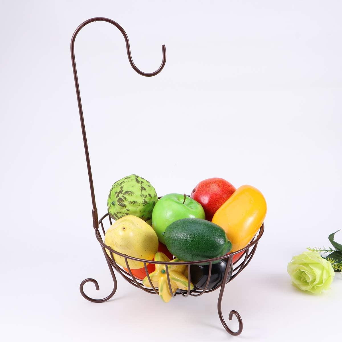WINOMO(ウィノモ)バナナ吊りフック付きフルーツバスケットの商品画像8