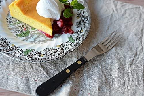 David Mellor(デビット・メラー) Provencal Black dessert forkの商品画像2