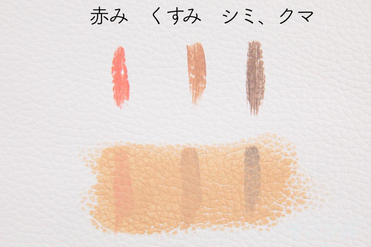 CANMAKE(キャンメイク)カラーミキシングコンシーラーの商品画像5