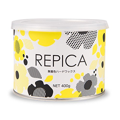 REPICA(リピカ)無着色油性ハードワックス (敏感肌用)の商品画像
