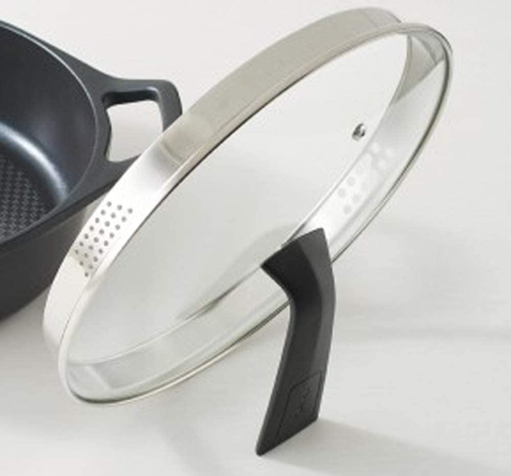 T-fal(ティファール)キャストラインアロマ シチューポット 20cm ブラック E22144の商品画像3