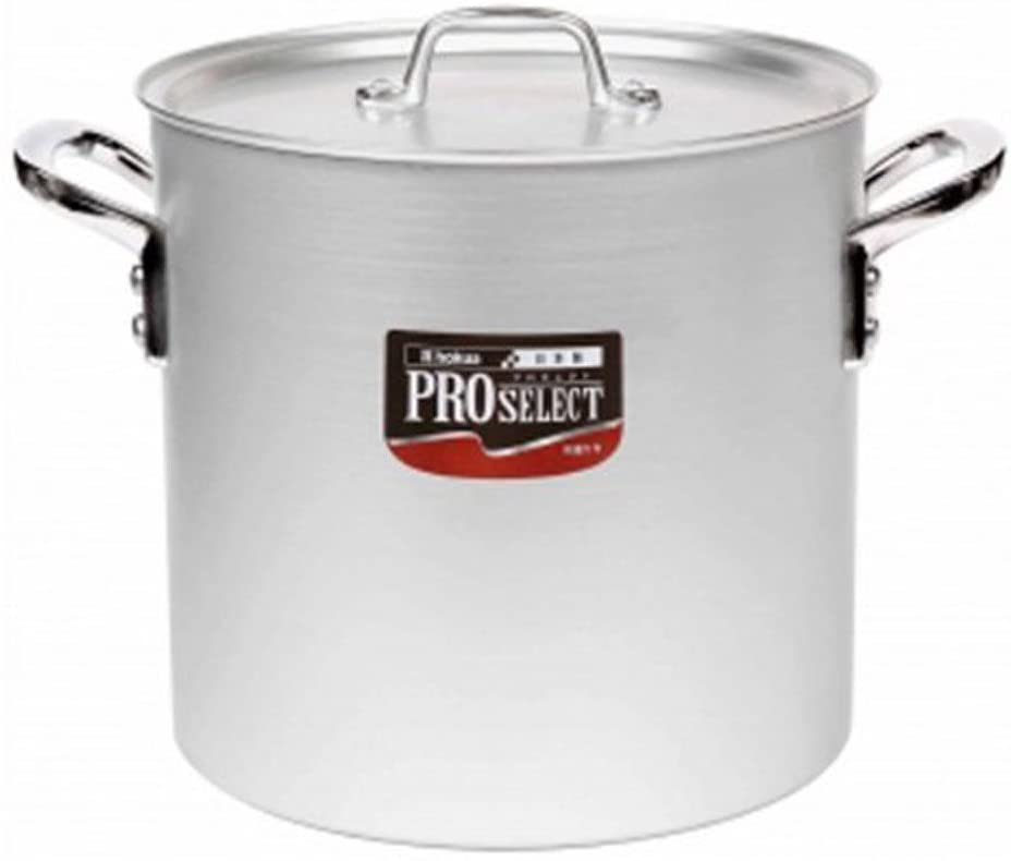 PRO SELECT(プロセレクト) 【GAS】寸胴鍋 18cm A1520018の商品画像