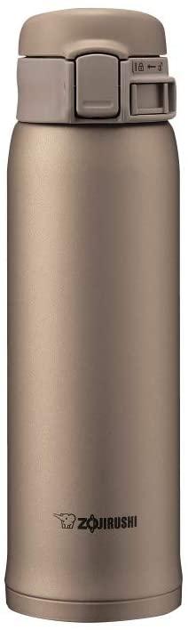 象印(ZOJIRUSHI) ステンレスマグ TUFF ワンタッチタイプ 0.48L SMSE48_NZの商品画像