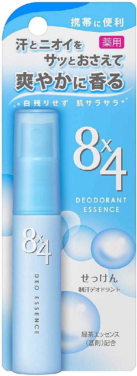 8×4(エイトフォー) デオドラントエッセンスの商品画像3