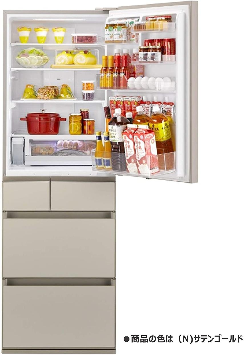 Panasonic(パナソニック)パーシャル搭載 冷蔵庫 NR-E455PXの商品画像2