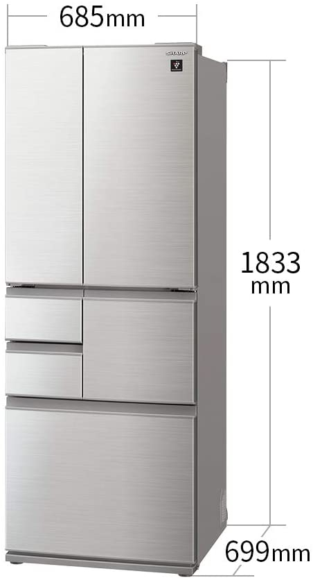 SHARP(シャープ)冷蔵庫 SJ-F502Fの商品画像9