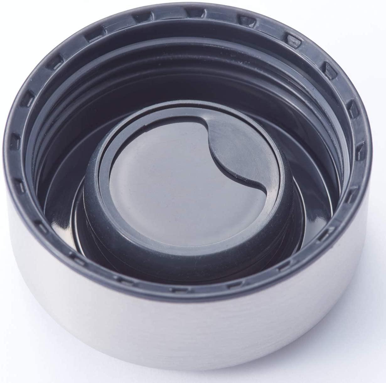 無印良品(MUJI) ステンレス保温保冷マグ 500ml シルバーの商品画像5