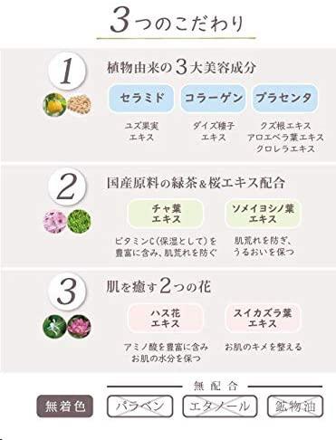 HANATSUYU 化粧水の商品画像6