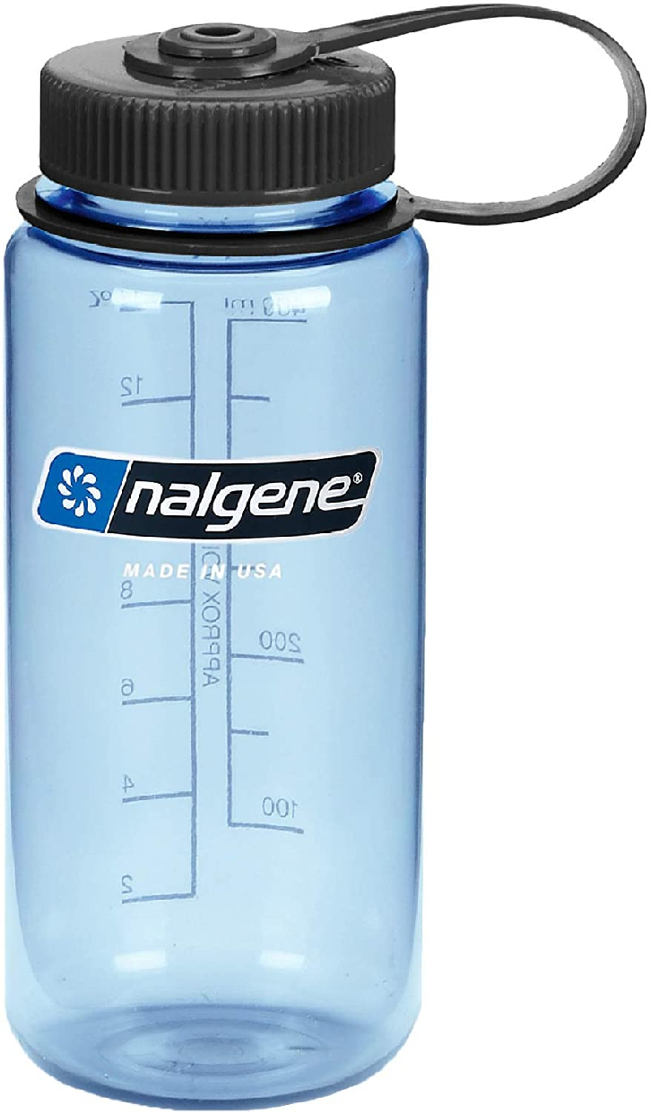 nalgene(ナルゲン) 広口0.5L Tritan スレートブルー 91303の商品画像