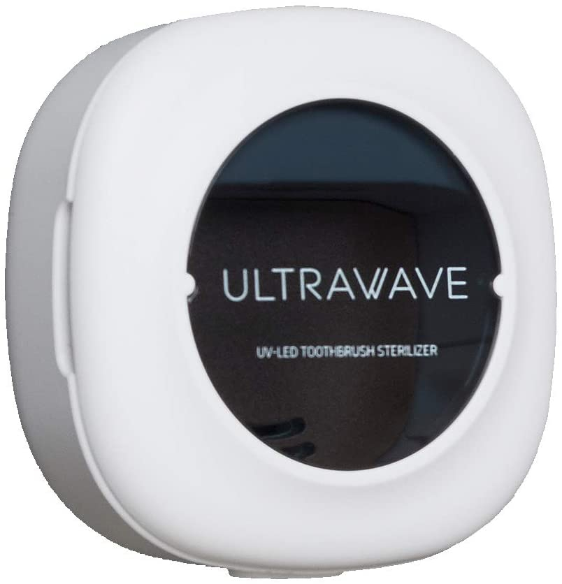 ULTRAWAVE(ウルトラウェイブ) 充電式歯ブラシ除菌キャップ 乾燥付き MDK-TS05の商品画像