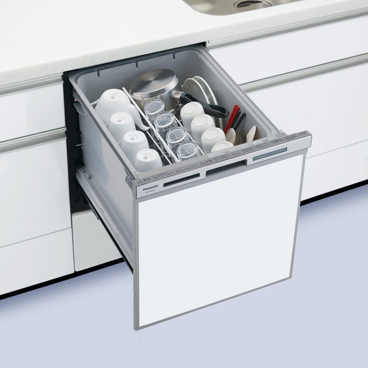 Panasonic(パナソニック) ビルトイン食器洗い乾燥機 NP-45MS8Sの商品画像2