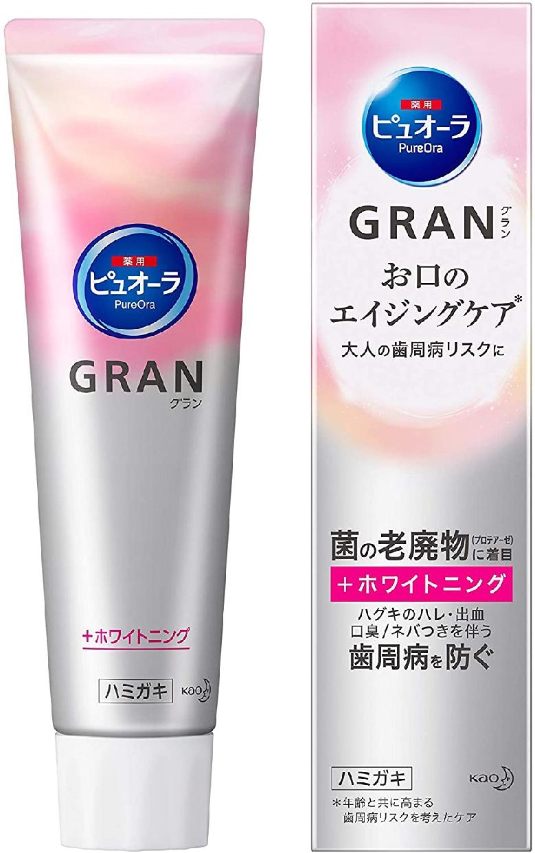 PureOra GRAN(ピュオーラ グラン)ホワイトニングの商品画像