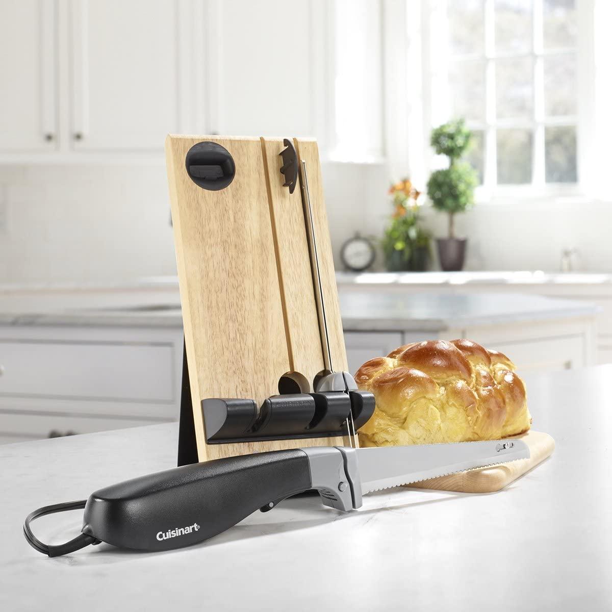 Cuisinart(クイジナート) 電動ナイフ ブラック CEK40の商品画像4
