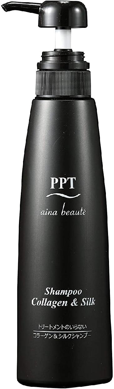 aina beaute(アイナボーテ) PPTコラーゲン&シルクシャンプー脂性肌