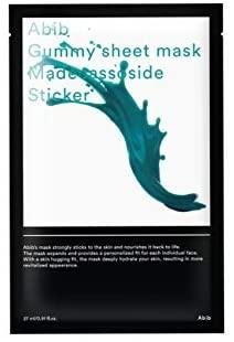 Abib(アビブ) グミ シートマスク マデカソサイド ステッカー