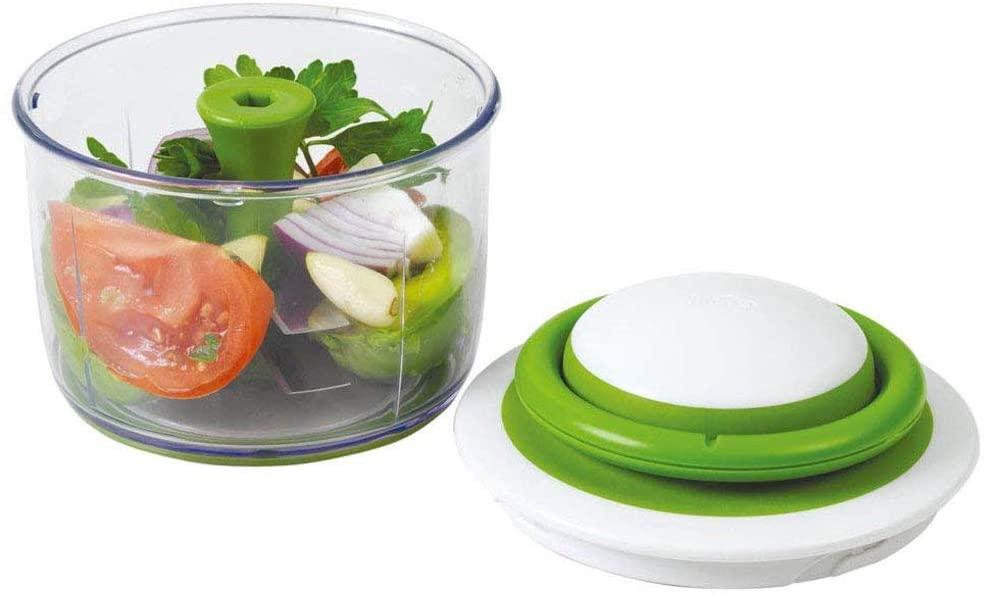 chef'n(シェフィン)VeggiChop スピードみじん切り器 ルッコラ CF-0359の商品画像5