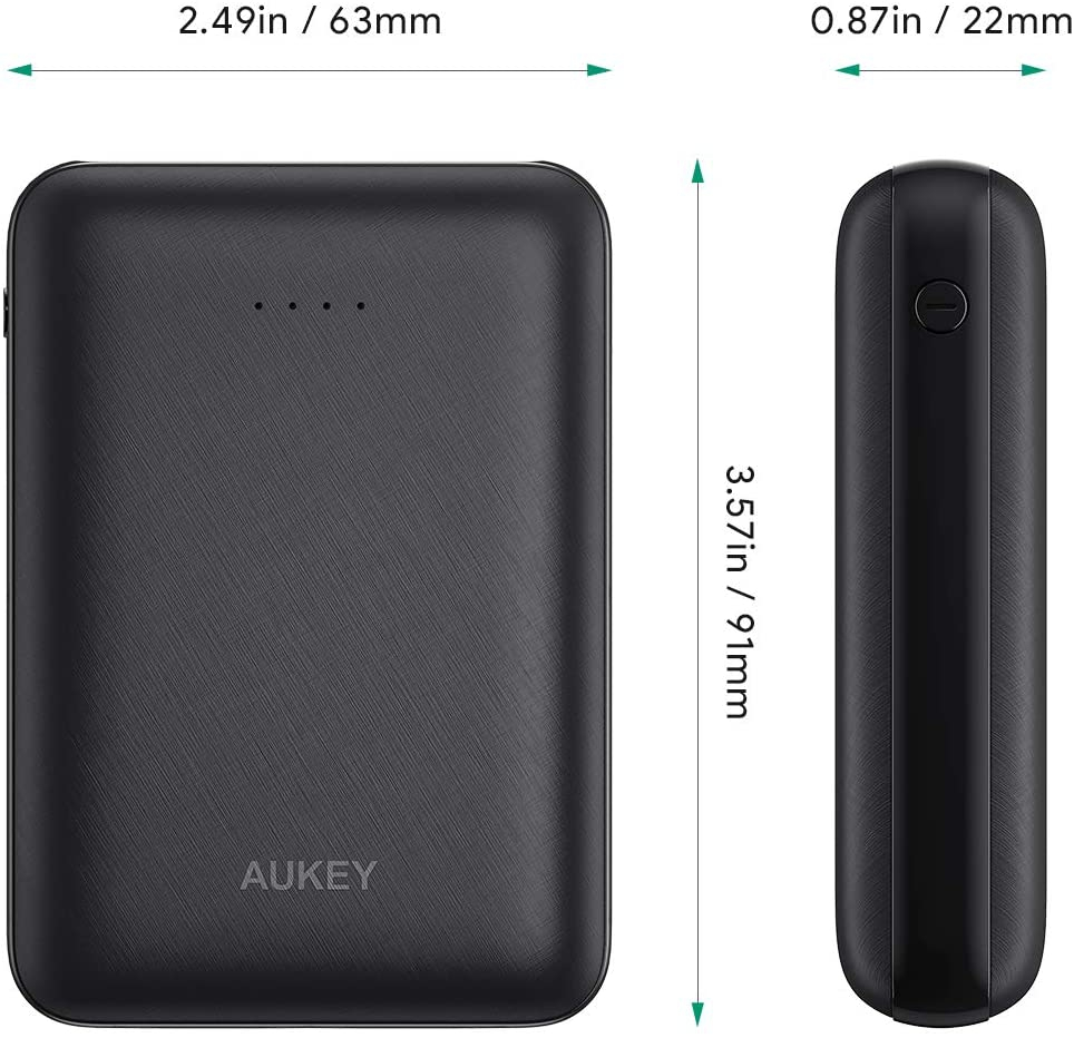 AUKEY(オーキー) 10000mAh モバイルバッテリー PB-N66の商品画像9