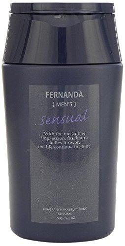 FERNANDA(フェルナンダ) フレグランス モイスチャーミルク センスアルの商品画像