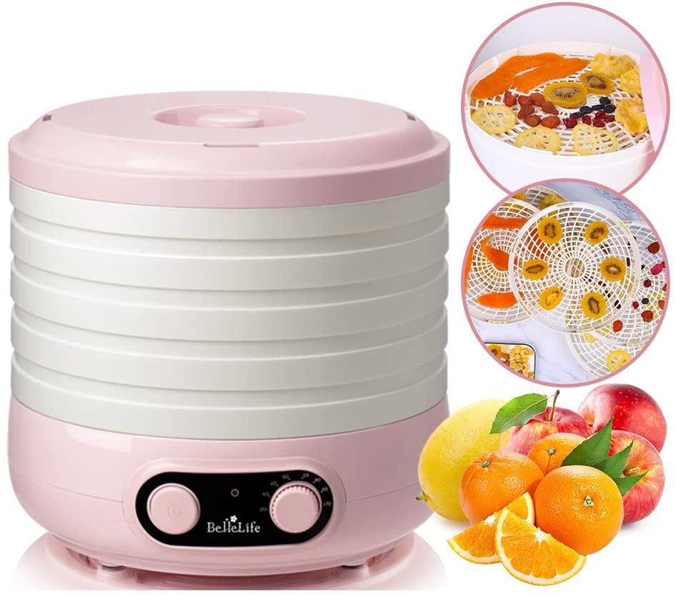 BelleLife(ベルライフ)フードドライヤー5層大容量 食品乾燥機 BLF-A02P1の商品画像