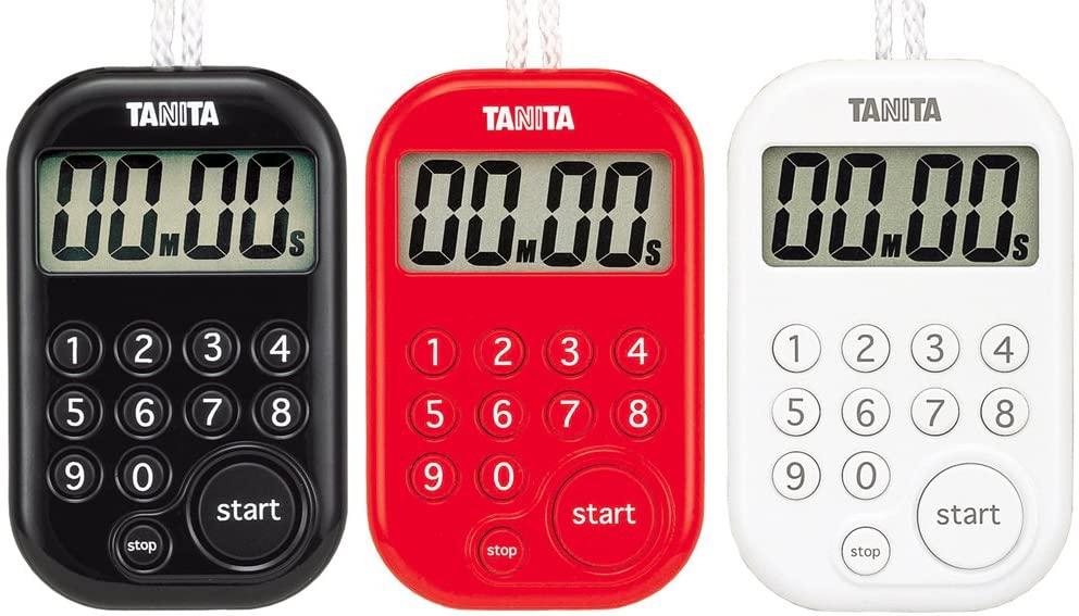 TANITA(タニタ) デジタルタイマー100分計 TD-379の商品画像4