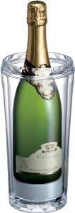 funVino(ファンビーノ) クールワインクーラー クリア 02941の商品画像