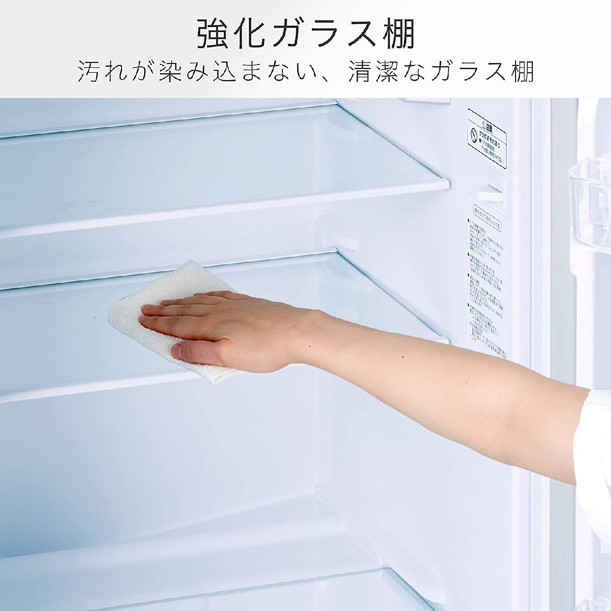 Hisense(ハイセンス)150L 冷凍冷蔵庫 HR-D15Cの商品画像7