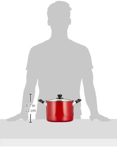 パール金属(PEARL) オンリーワン・ステージ 寸胴鍋 21cm ガラス鍋蓋付 HB-1448の商品画像5