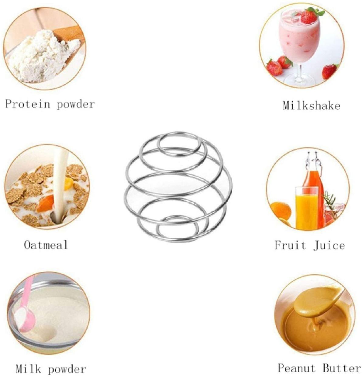 YINKE(インケ) 泡立ボール (2個入り) ステンレスの商品画像7
