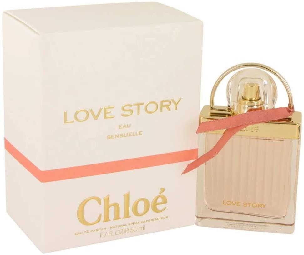 Chloe(クロエ) ラブストーリーオー センシュエル オードパルファム