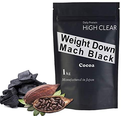 HIGH CLEAR(ハイクリアー) ウェイトダウンマッハ 炭 プロテインの商品画像