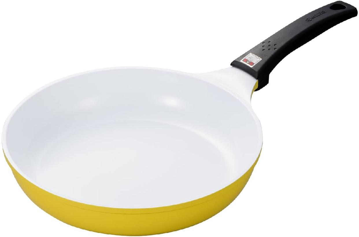 京セラ(きょうせら)セラブリッドフライパン&ソースパン 3点セットの商品画像2