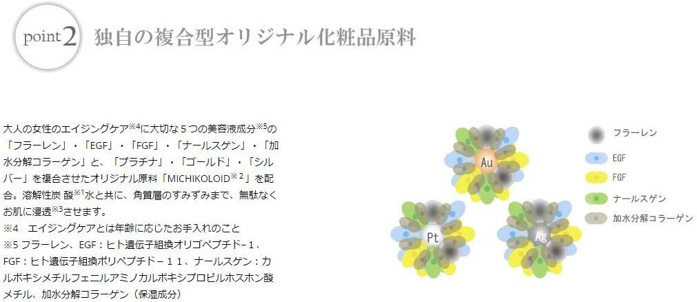 MICHIKO.LIFE(ミチコドットライフ) スパークロイドミストの商品画像4