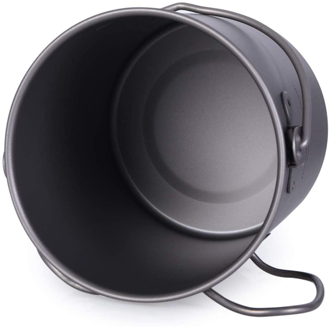 iBasingo(アイバシンゴ) チタンカップ+折り畳み割スプーンセットの商品画像5