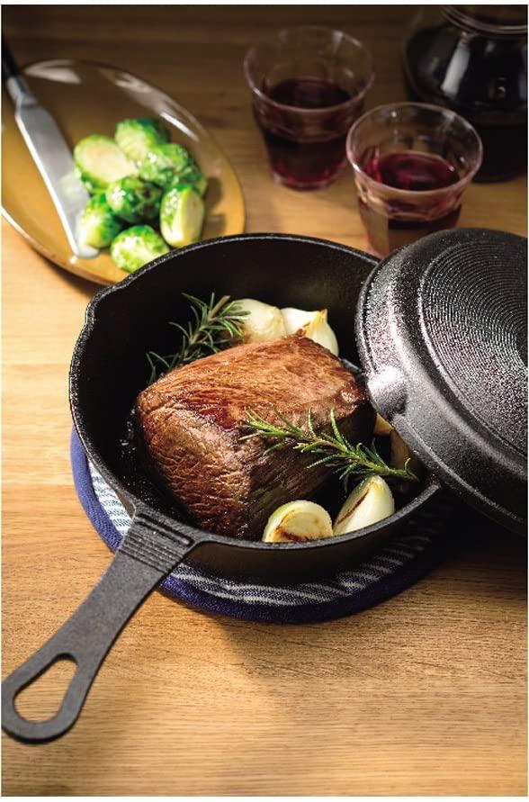 イシガキ産業 スキレット オーブン 3969の商品画像4
