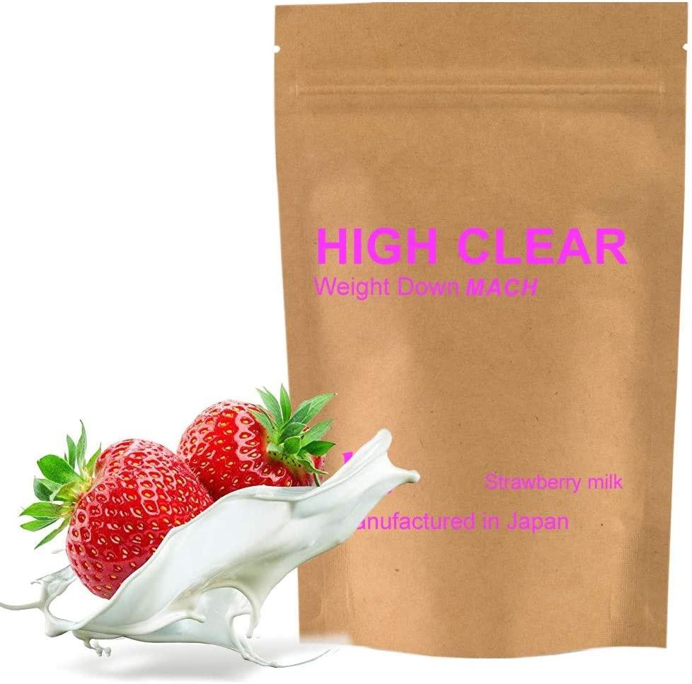 HIGH CLEAR(ハイクリアー) ウェイトダウンマッハプロテインの商品画像