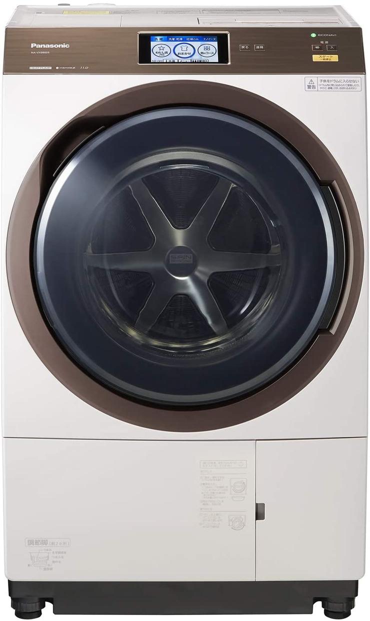 Panasonic(パナソニック) ななめドラム洗濯乾燥機 NA-VX9900の商品画像