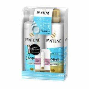 PANTENE(パンテーン) ミセラー スカルプ クレンズ シャンプー & トリートメントの商品画像