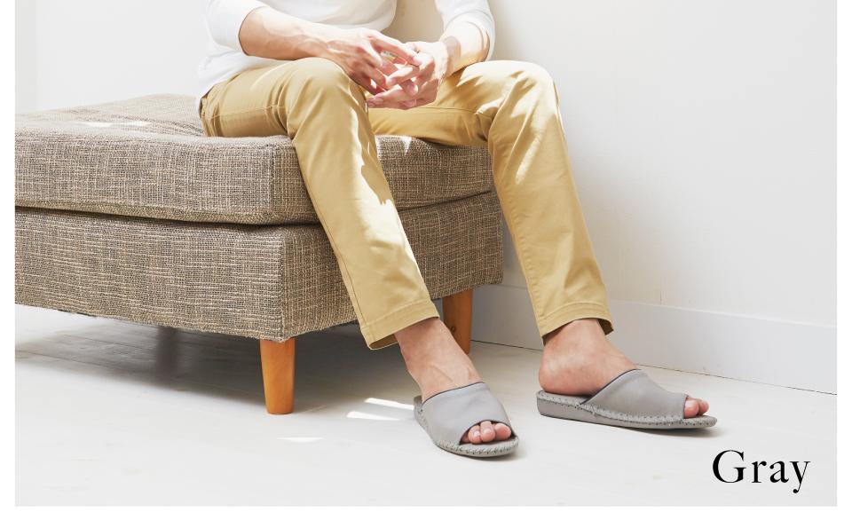 PANSY(パンジー)室内履き 紳士用 9723の商品画像