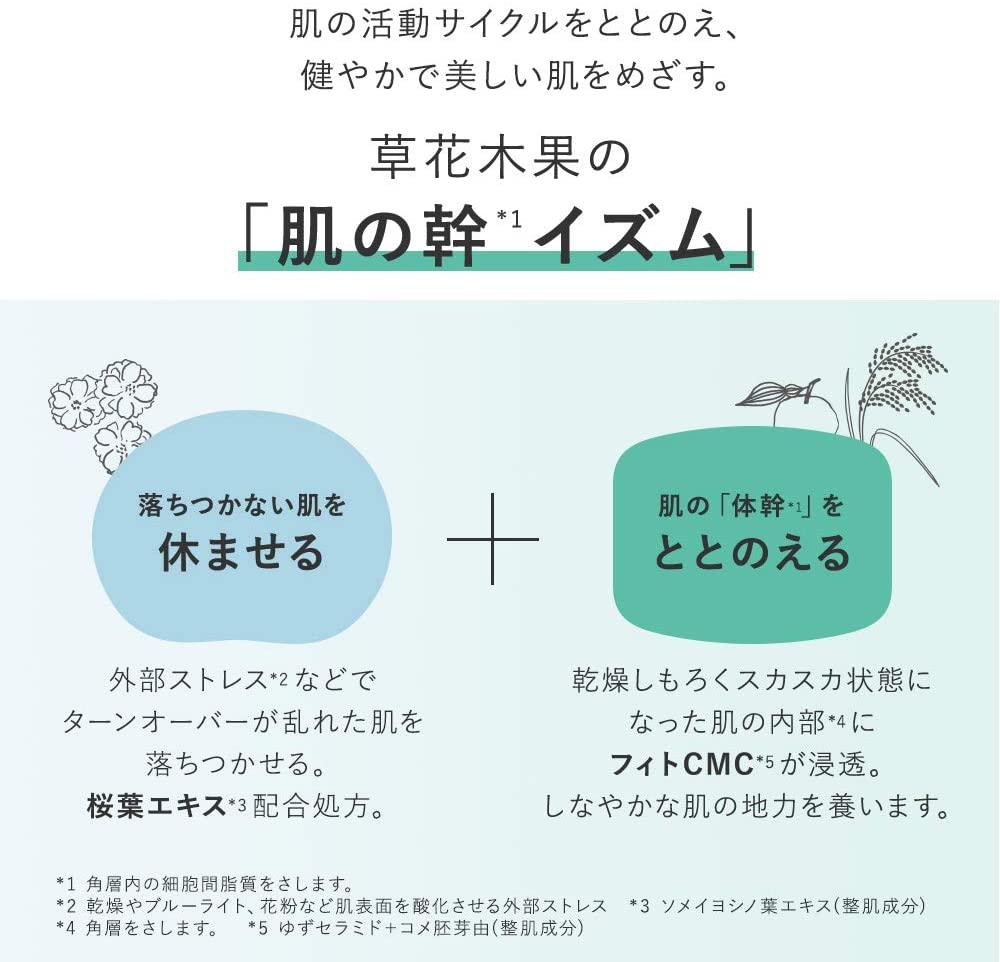 草花木果(ソウカモッカ) アクネ洗顔石けんの商品画像4