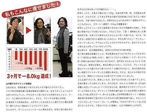 HPYK(エイチピーワイケイ)山内惠子のヘルシープレートのせたべダイエット箱入りセット(改定本入り)の商品画像5