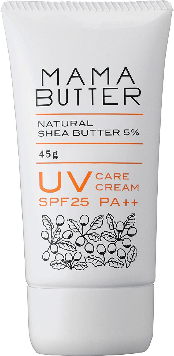 MAMA BUTTER(ママバター) UVケアクリームの商品画像5
