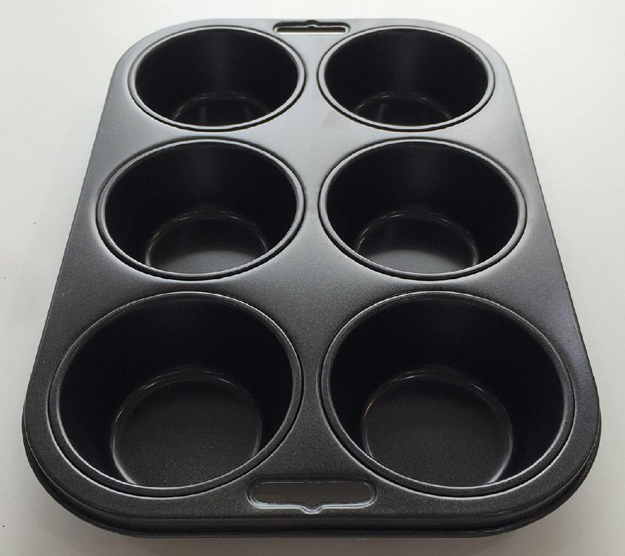 EEスイーツ(イーイースイーツ)マフィン型 D-4838 ブラックの商品画像2