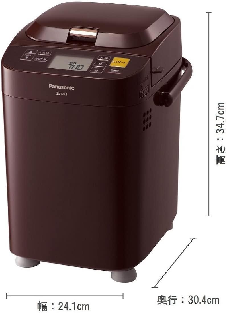 Panasonic(パナソニック) 1斤タイプ ホームベーカリー SD-MT1の商品画像2
