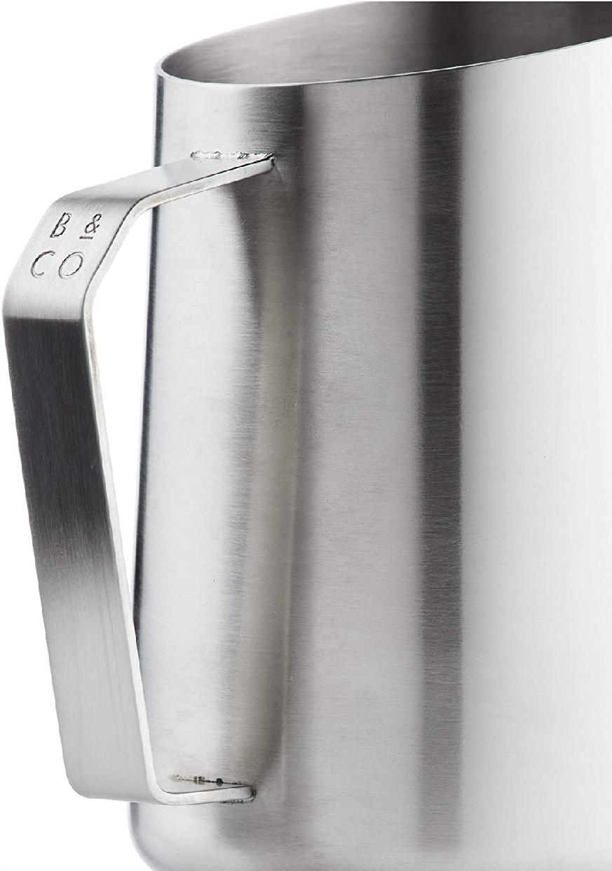 Barista&Co(バリスタアンドコー)Dial In Milk Pitcher 600ml STEELの商品画像3