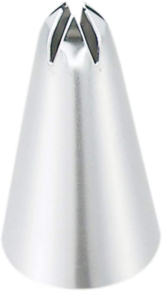 貝印(カイ) デコレーションのための口金 星 5ツ切 DL6328の商品画像