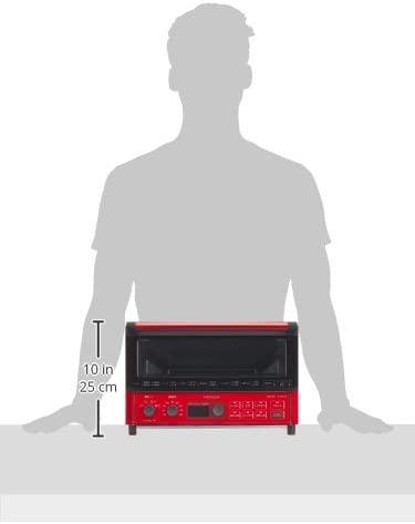 日立(ひたち)コンベクションオーブントースターHMO-F100の商品画像9
