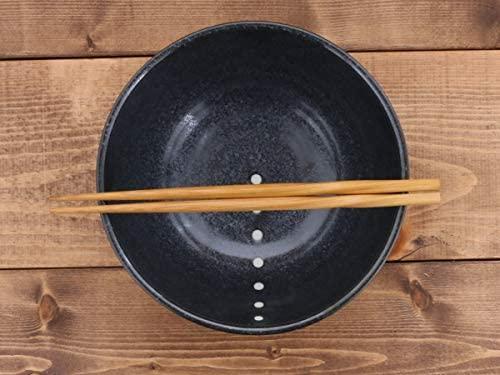 TABLE WARE EAST.(テーブルウェアイースト) 和食器 水玉 さぬきどんぶり (大)白の商品画像4