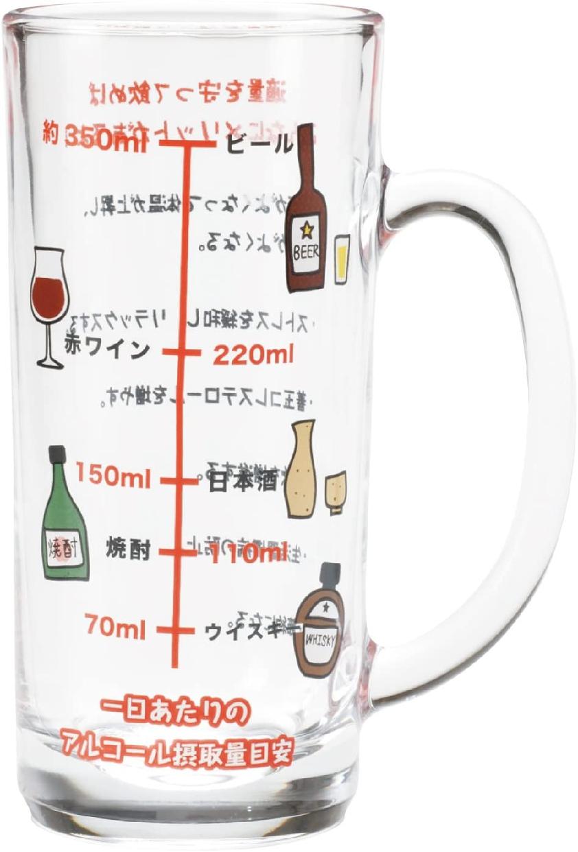 サンアート アルコール摂取適量 ジョッキSAN1982の商品画像