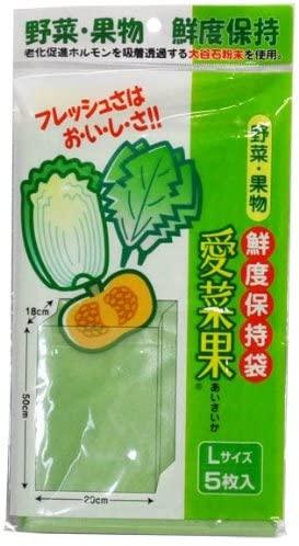 愛菜果 鮮度保持袋 Lサイズの商品画像